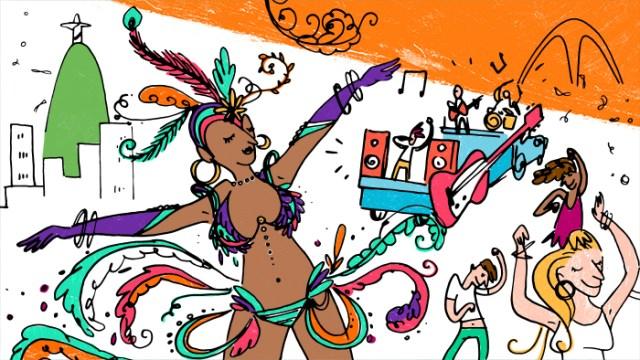 Como Celebrar o Carnaval no mundo – em 6 idiomas!