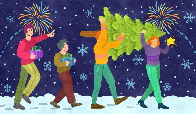 Was ist eigentlich aus deinem Neujahrsvorsatz geworden?