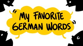 7 German Words We Should Be Using in English