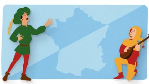 Les origines de la langue française
