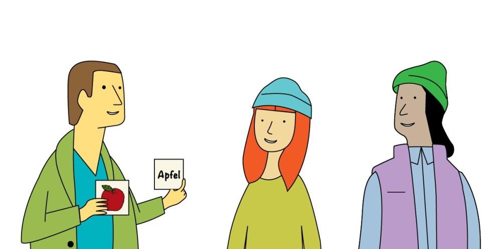 Die Abwechslung macht's! Spiele im Deutschunterricht mit Geflüchteten