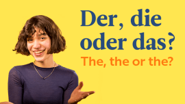 Top Tricks For Der, Die And Das: Navigating The German Articles
