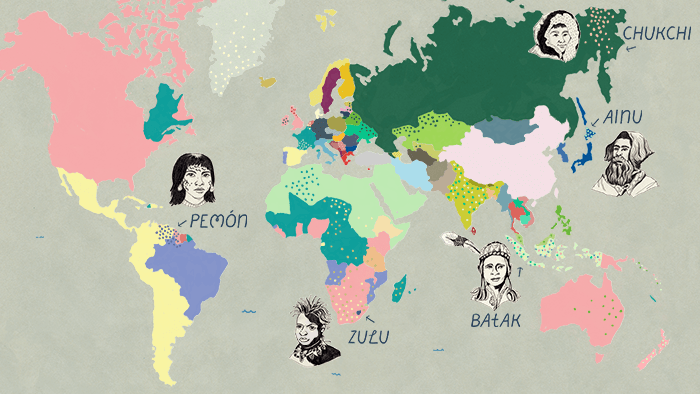 Wie viele Sprachen gibt es auf der Welt? Mehr, als du glaubst …