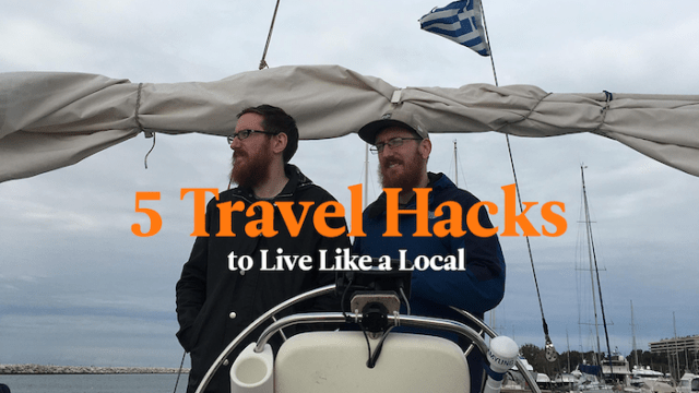 5 Travel Hacks To Live (And Speak!) Like A Local
