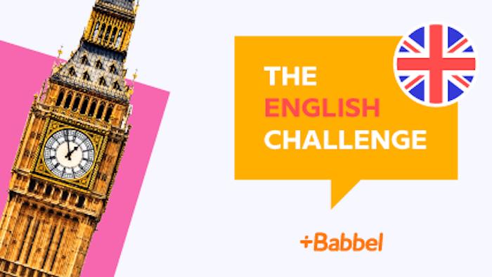 English Challenge – Comment participer ?