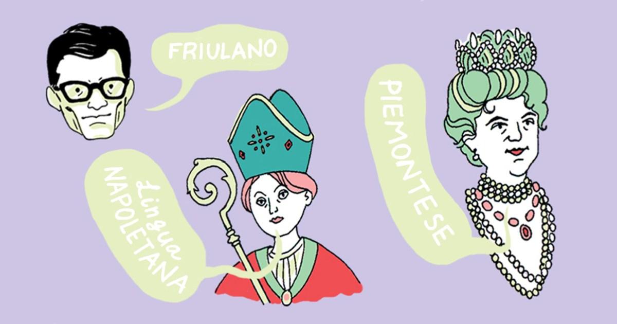 Quali sono le lingue parlate in Italia?