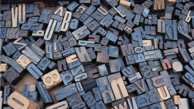 The Alphabets And Writing Systems Of The World
