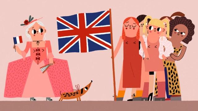 Wie und warum hat Englisch das Französische als Lingua franca verdrängt?