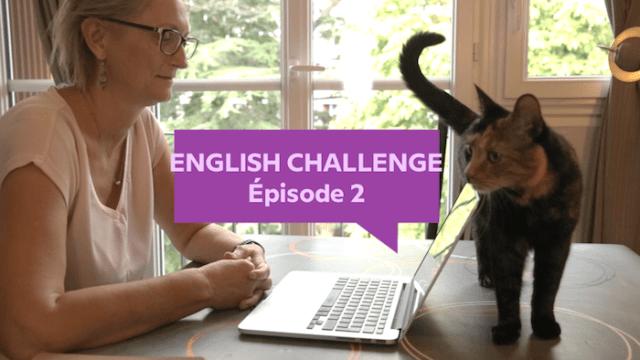 The English Challenge, 2e épisode – Prendre l'habitude d'apprendre avec Babbel