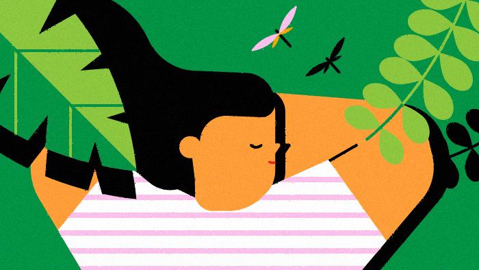 Ecco come 7 lingue interpretano i vostri momenti di tranquillità