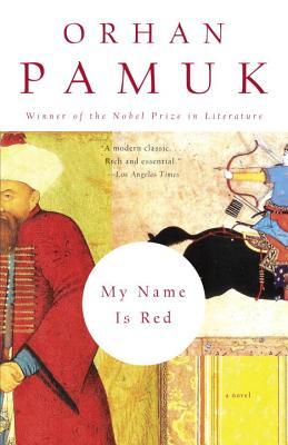 Cover of My Name Is Red