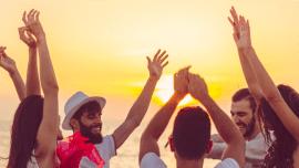 Warum solltest du mit Menschen verreisen, die nicht deine Sprache sprechen? Unsere 4 Gründe
