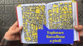 L'americano che vuole camminare per tutta Barcellona