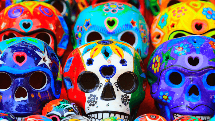 11 Things You Probably Didn't Know About Día De Los Muertos