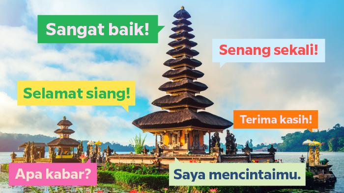 Indonesisch: Wo und von wie vielen wird es gesprochen?