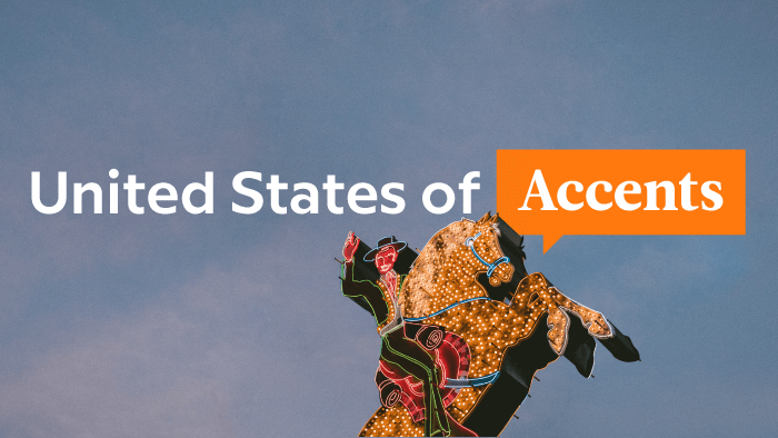 The United States of Accents: Southern American English