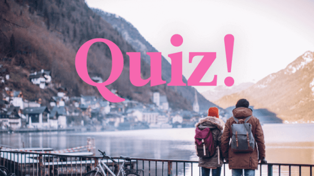 Quiz: Which Language Makes The Most Sense For You To Learn?