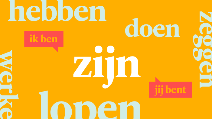The 20 Most Common Dutch Verbs