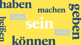 Os 20 verbos em alemão mais usados