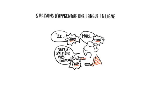 Pourquoi apprendre une langue avec une appli ?