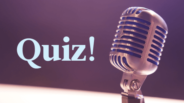 Quiz: Do You Know How To Say The Most Mispronounced Words Of 2017?