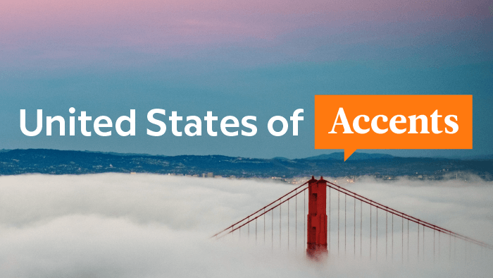 The United States Of Accents: California English