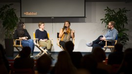 Babbel: Perspectives speakers series kicks off with stimulating debate on Gender and Language