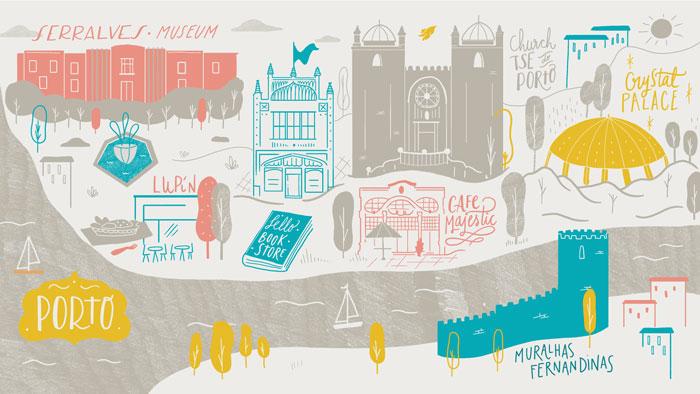 Caminando por Oporto: 8 lugares imperdibles