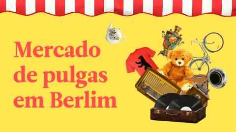 Vocabulário para os mercados de pulgas em Berlim
