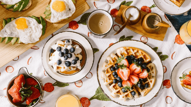 Around The World In 15 Breakfasts