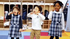 These Adorable NYC Kids Will School You In Multiple Languages