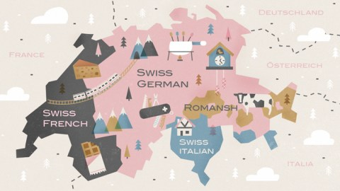¿Qué idioma se habla en Suiza?