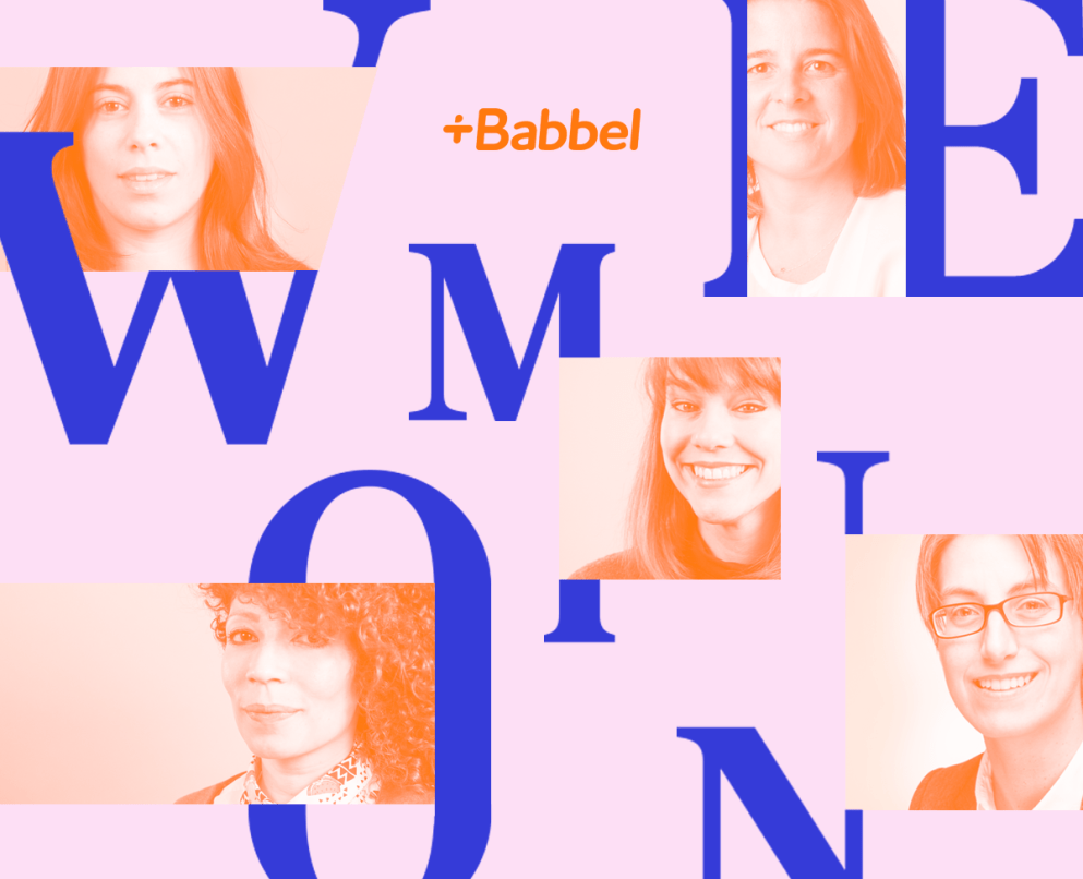 Babbel women share their thoughts on the gender conversation