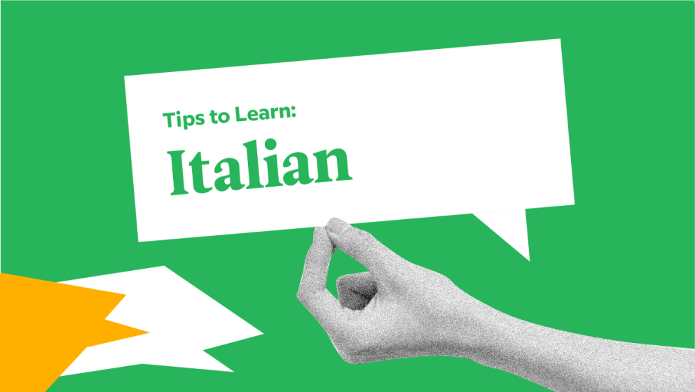 5 Very Good, Very Specific Tips To Learn Italian