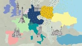 Quais são as 10 línguas mais faladas na Europa?