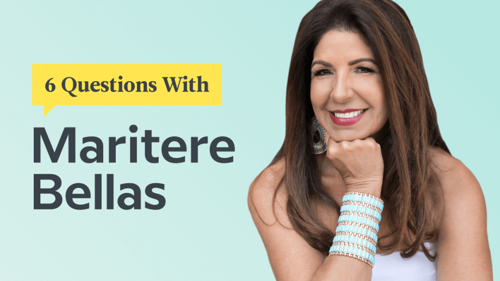 6 Questions With Bilingual Parenting Expert Maritere Bellas