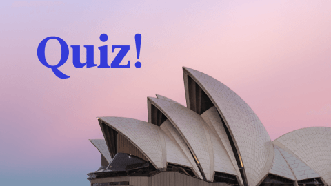 Quiz: Can You Guess These Australian Slang Expressions?