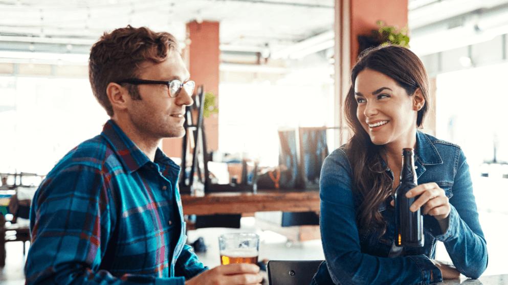 Come flirtano gli americani?