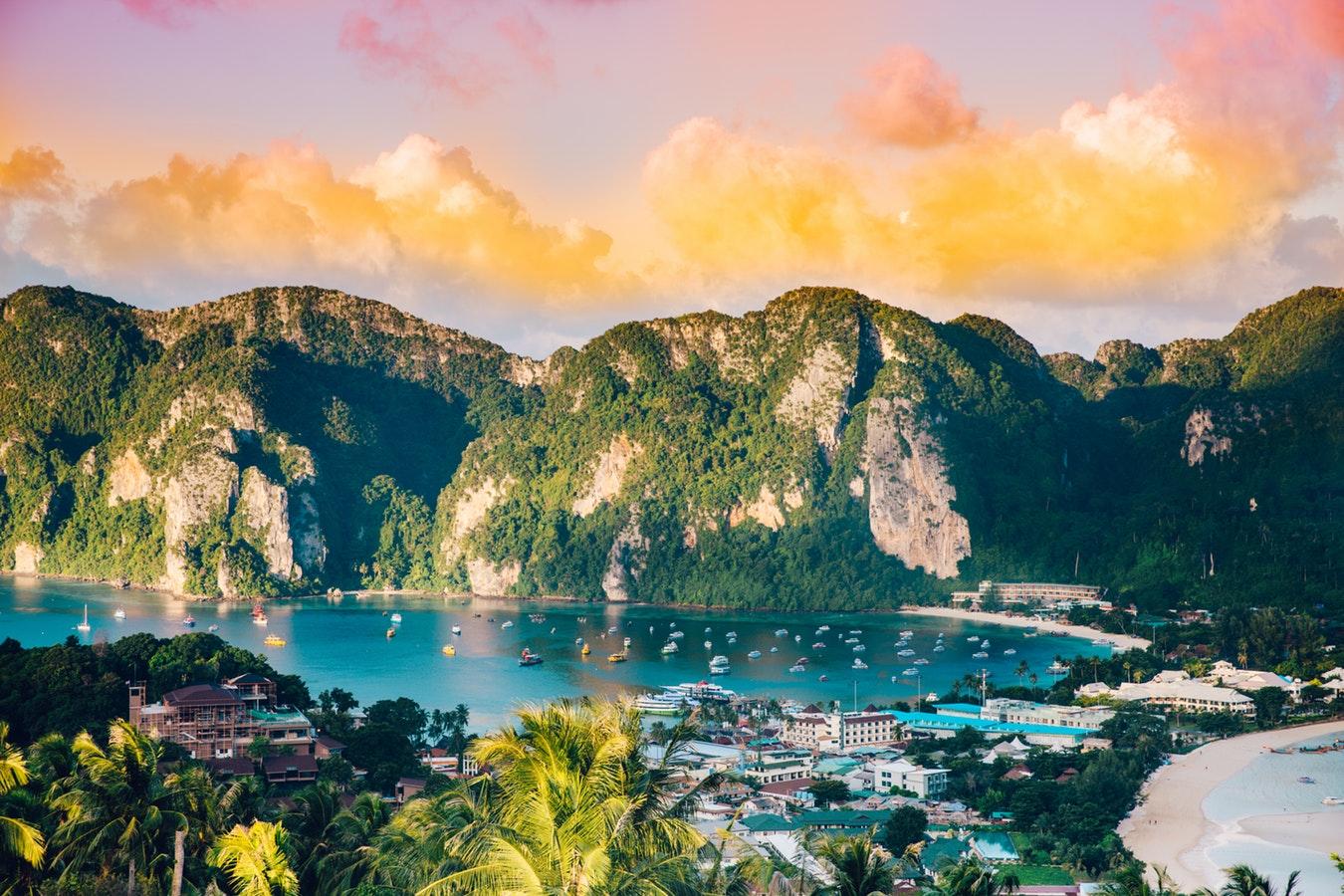 La Thaïlande ou la promesse d'une retraite au soleil enchanteresse.