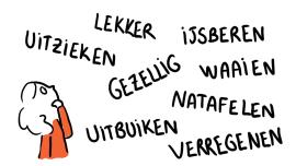 8 mots néerlandais impossibles à traduire en français