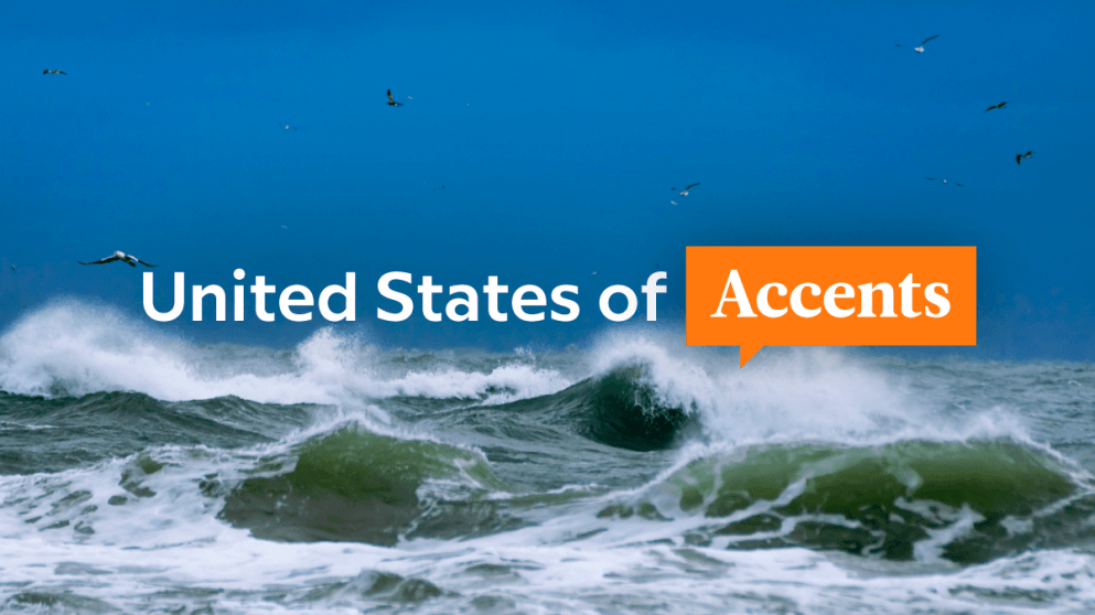 The United States Of Accents: High Tider