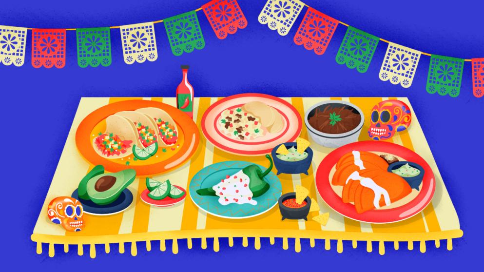 Essen in Mexiko – 10 Gerichte, die du kennen musst