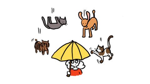 8 divertidas expresiones en inglés (ilustradas)
