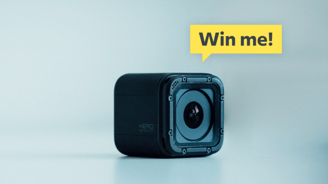Babbel Magazine Readers: Enter To Win A Free GoPro!
