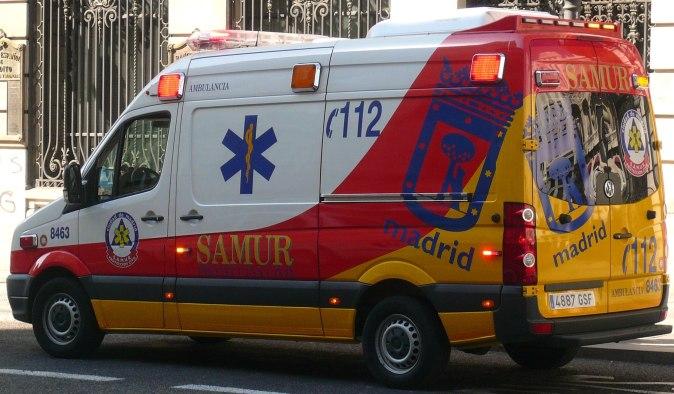 emergency numbers spain