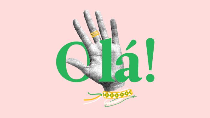 """Tutti i modi per dire """"ciao"""" in brasiliano"""