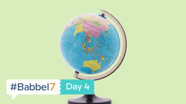 #Babbel7 Day 4: Pencils Down, Quiz Time