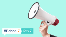 Babbel7 Day 7: You Made It!