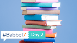 #Babbel7 Day 2: Express Yourself
