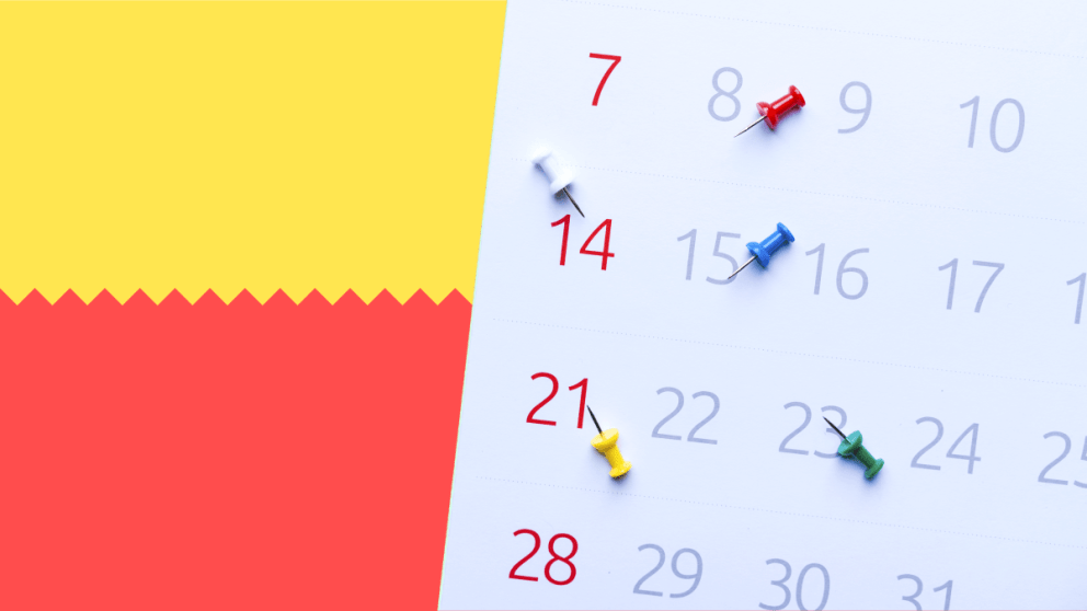 How To Say Days Of The Week And Write The Date In Spanish